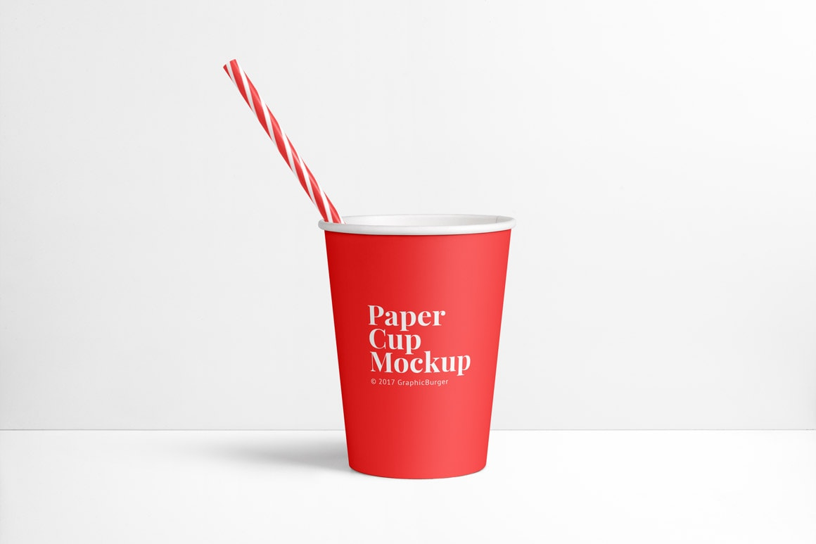 Paper Cup Soft Drinks